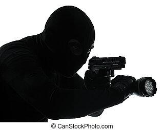 thief criminal terrorist