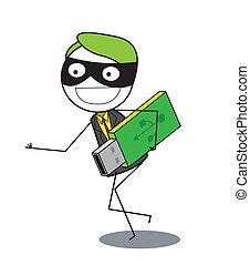 thief data