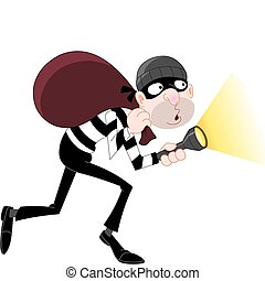 Thief - Sneaking thief