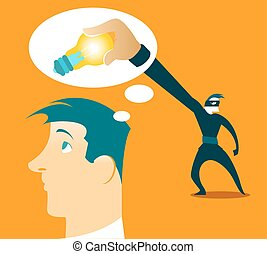 Thief steals your ideas out of your head