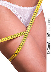 Thigh size