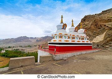 Thiksay monastery, Ladakh - India