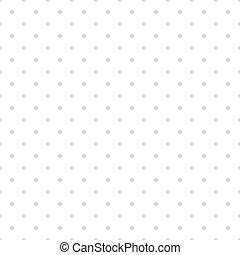 Thin beige polkadot seamless pattern. - Thin beige polkadot...