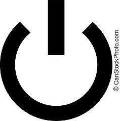 Thin Power button
