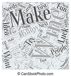 Things to know about making wine Word Cloud Concept