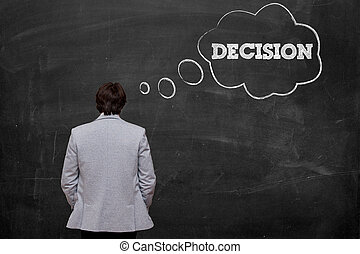 Think about decision