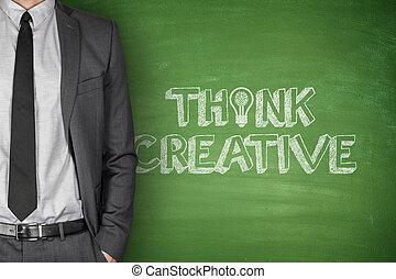 Think Creative on Blackboard