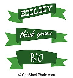 think green color vector