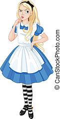 Thinking Alice