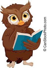 Thinking Owl