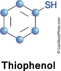 Thiophenol organosulfur compound - Thiophenol is an...