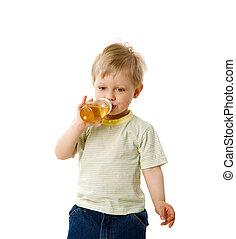 Thirsty Boy