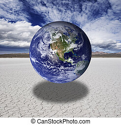 Thirsty earth