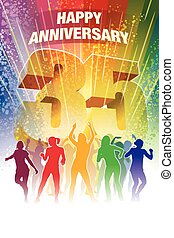 thirty-fifth, anniversario