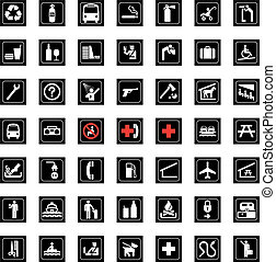 signs - This image is a vector illustration and can be ...