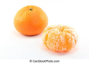 This is a Satsuma orange is eaten a lot in Japan.
