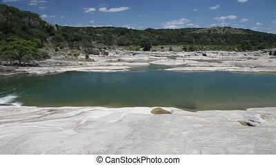 Pedernales Falls State Park - This is a video of the...
