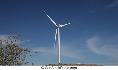 Wind Turbine - This is a video of Wind Turbines in Oklahoma.