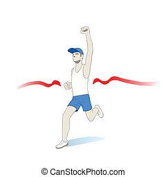 fastest runner
