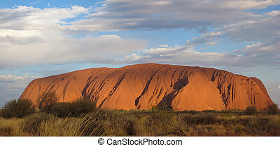 this is australia ayers rock