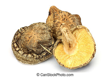 dried shiitake - This is called dried shiitake with Japanese...