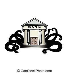 Evil bank