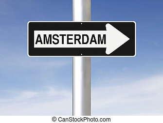 This Way to Amsterdam