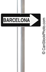 This Way to Barcelona