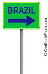 This Way to Brazil