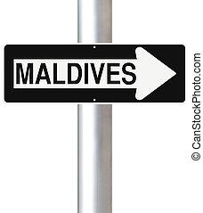 This Way to Maldives