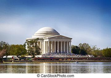 Thomas Jefferson Memorial Building