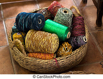 Thread Basket