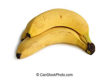 Banana. Delicious Fruits, Still life