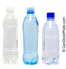 three bottle