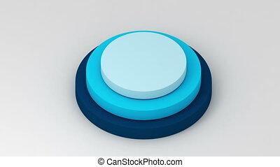 Three circle cylinder graph for presentation...