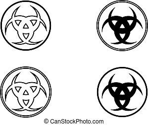 three crescent - Three crescent , The horn of Odin , three...