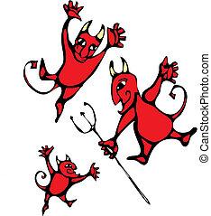 Three Devils