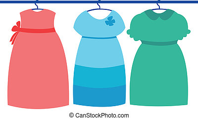 three dresses clipart and stock illustrations 1 083 three dresses rh canstockphoto com dresses clipart black and white dresses clip art free