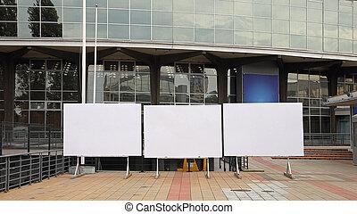 Three Empty Billboards