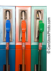 gasoline nozzles