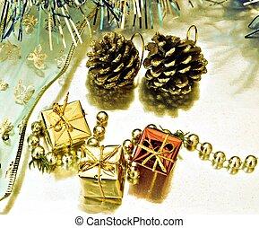 Three gifts box
