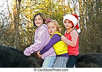 three girls tube