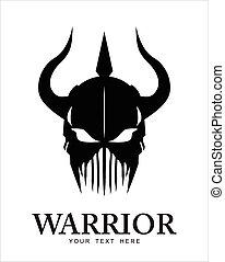THREE HORNED WARRIOR - ghost, warrior, warrior ghost. ghost ...