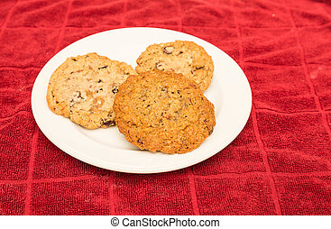 Three Kinds of Cookies