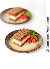 Three Layers Chocolate Cake