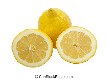 Three lemons