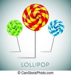 Three Lollipop Collection