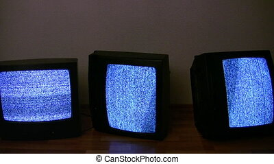three no signal tv - Three tv with no signal.