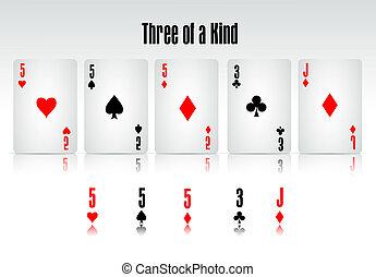 Three of a Kind