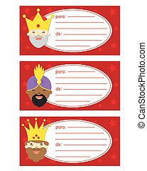 three orient kings